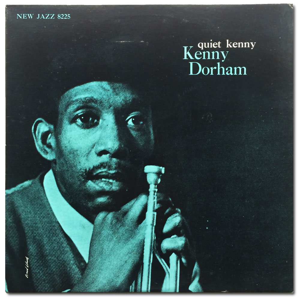 Vinyl Spotlight Kenny Dorham Quiet Kenny New Jazz 8225
