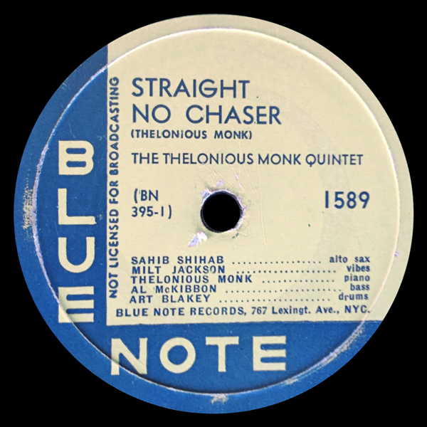 Original Recordings Of Thelonious Monk Compositions Deep