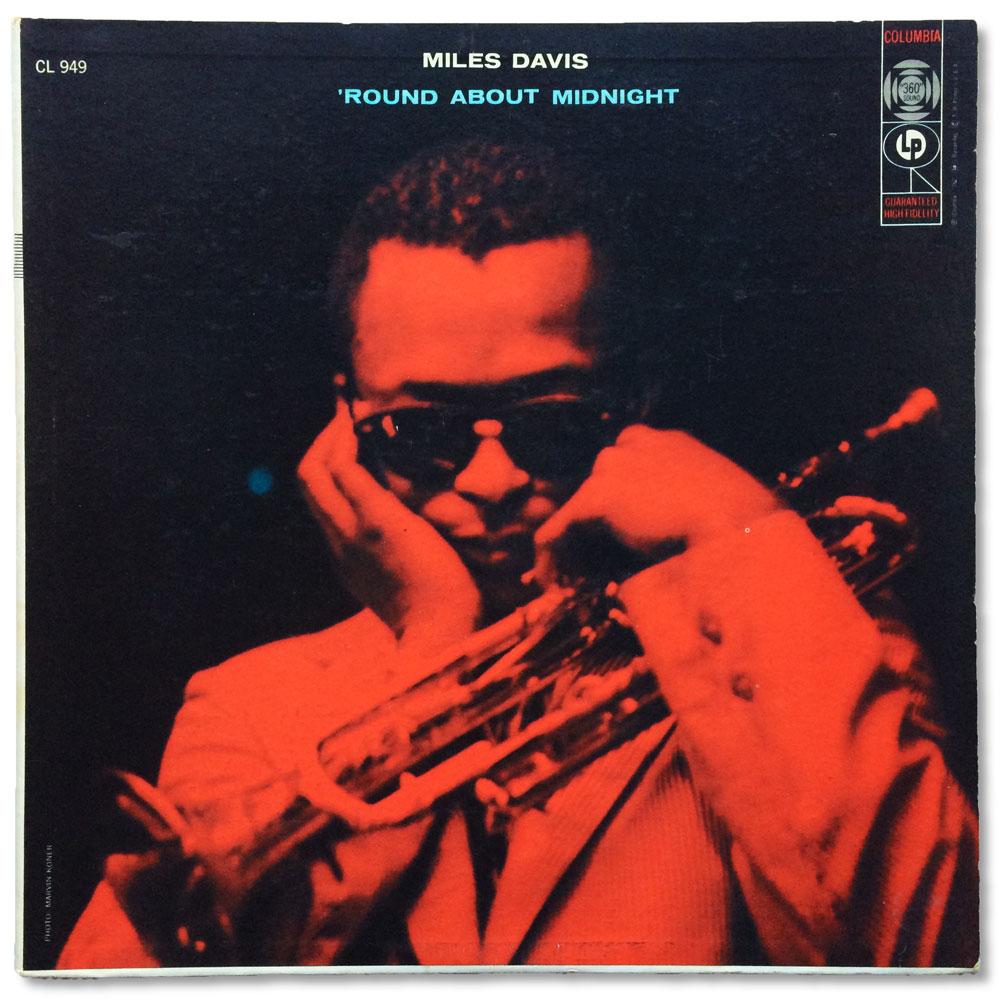 Vinyl Spotlight Miles Davis Round About Midnight